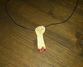 zombi arm